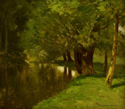 Charles Warren Eaton River