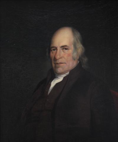 Charles Willson Peale Portrait of John Hall