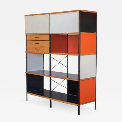 Charles and Ray Eames Charles Ray Eames ESU 400 C Storage Unit