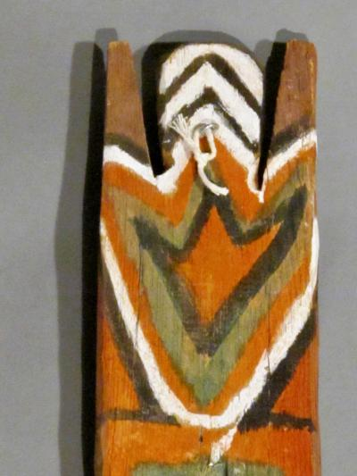 Charlie Willeto Navajo Folk Art Figure Man with Necklace Charlie Willeto