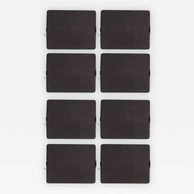 Charlotte Perriand Charlotte Perriand Black and White CP1 Wall Lights