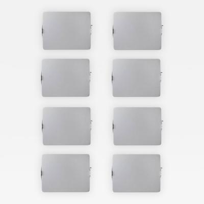 Charlotte Perriand Charlotte Perriand CP1 Brushed Aluminum Wall Lights