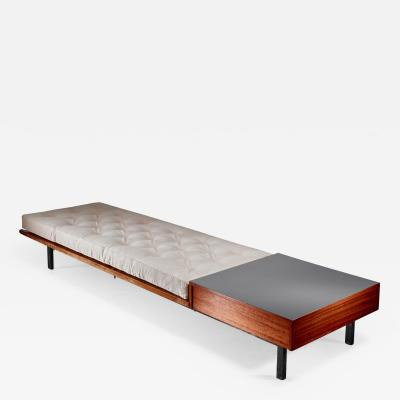 Charlotte Perriand Charlotte Perriand Cansado Slat Bench with Drawer 1950s