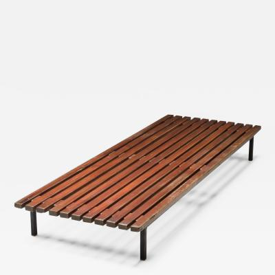 Charlotte Perriand Charlotte Perriand Cansado low bench 1958