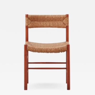 Charlotte Perriand Charlotte Perriand Dordogne chairs Robert Sentou France c1950