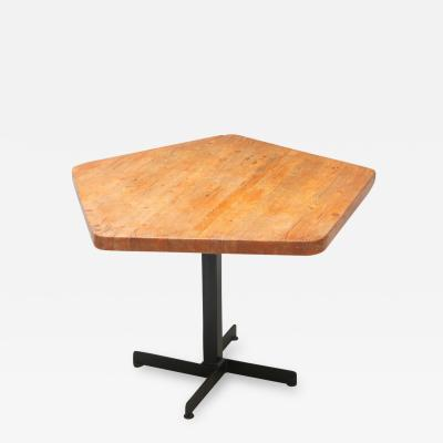 Charlotte Perriand Charlotte Perriand Les Arcs Pentagonal Table 1960s