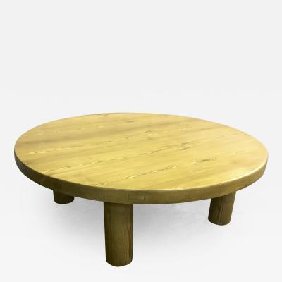 Charlotte Perriand Charlotte Perriand Sturdy Pine Meribel Coffee Table