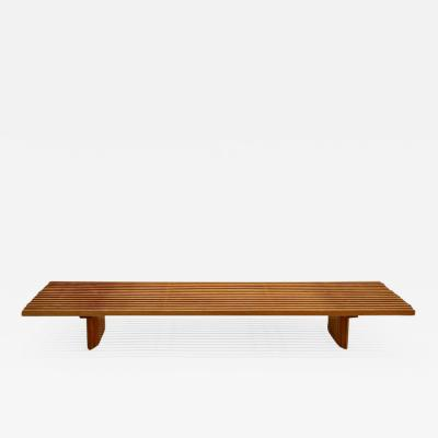 Charlotte Perriand Charlotte Perriand Tokyo Bench 1950s