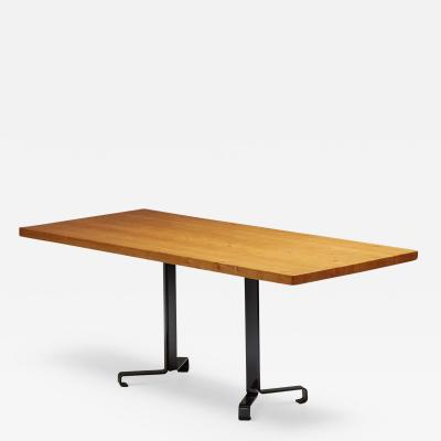 Charlotte Perriand Charlotte Perriand dining table Les Arcs 1960s