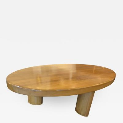Charlotte Perriand Charlotte Perriand tripod forme libre coffee table