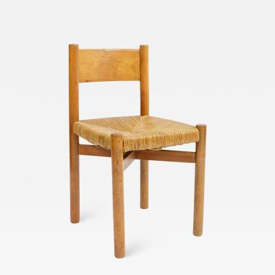 Charlotte Perriand Rush Chair by Charlotte Perriand