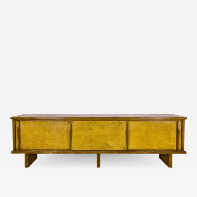 Charlotte Perriand Sideboard with Charlotte Perriand Doors circa 2020 France