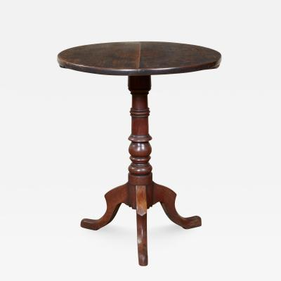 Charming English Country Wine Table