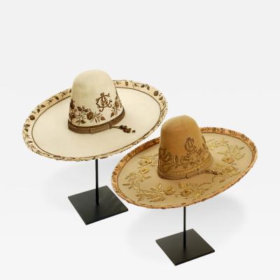 Charro Y China Poblana Sombrero