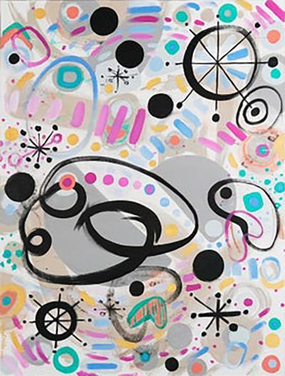 Cheryl D Miller Abstract Atomism by Cheryl D Miller 2020