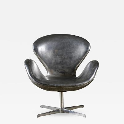 Cheryl Ekstrom Cheryl Ekstrom Swan Chair Stainless Steel Sculpture