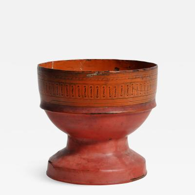 Chiang Mai Lacquerware Bowl