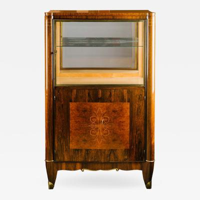 Chic French Art Deco Vitrine