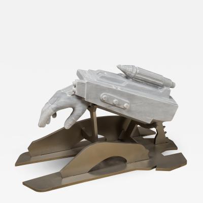 Chicco Chiari Sculpture Mans Armed Glove Star wars by Chicco Chiari 2017