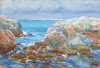 Childe Hassam Isle of Shoals Duck Island