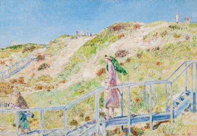 Childe Hassam Offered by HIRSCHL ADLER