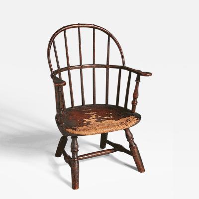 Childs Sackback Windsor Chair