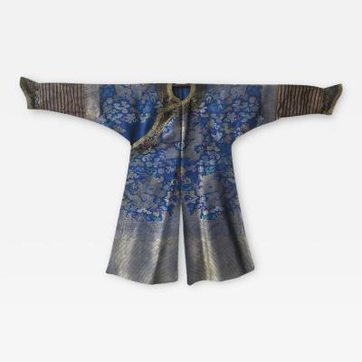 Chinese Antique Dragon Robe Ching Dynasty