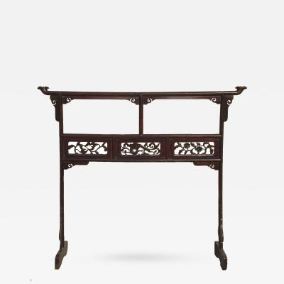 Chinese Antique Rack Garment Rack Stand