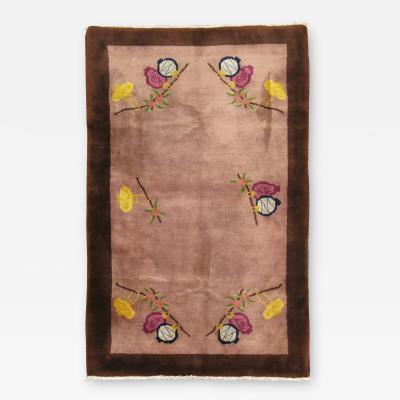 Chinese Art Deco Rug rug no j1429