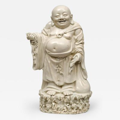 Chinese Blanc de Chine Budai or Pu Tai