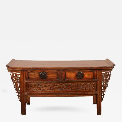 Chinese Elm Coffer Hebei Province China