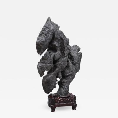 Chinese Grey Stone Scholar s Rock