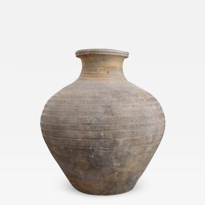 Chinese Han Dynasty Jar