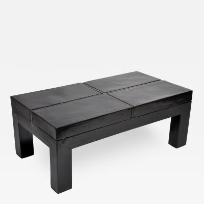 Chinese Terracotta Tile Coffee Table