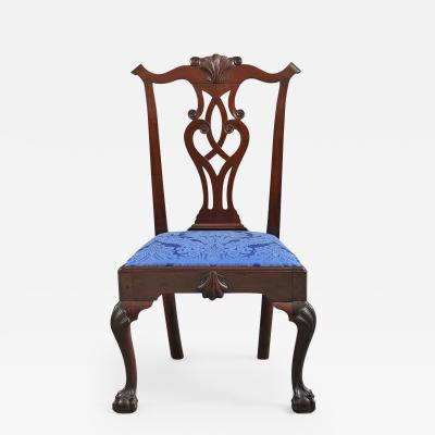 Chippendale Carved Side Chair