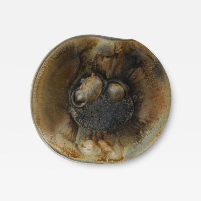 Chris Gustin Sculptural Platter 1813 by Chris Gustin