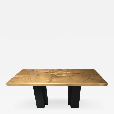 Christian Aime Heckscher The Contour Dining Table by Christian Heckscher