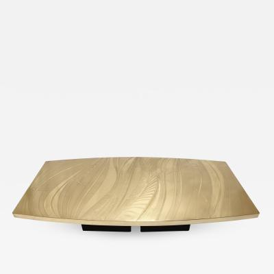 Christian Aime Heckscher The Surf Cocktail Table by Christian Heckscher
