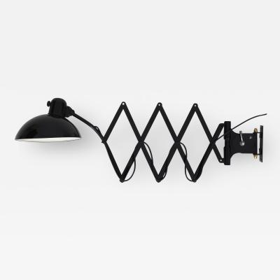 Christian Dell 6614 Super Scissor Lamp