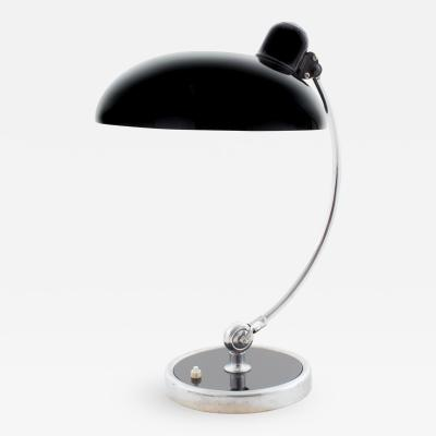 Christian Dell 6631 President Table Lamp