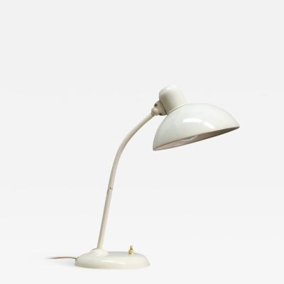 Christian Dell Desk Lamps by Christian Dell for Kaiser Idell