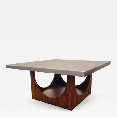 Christian Krekels A Modernist Cocktail Table in the style of Christian Krekels