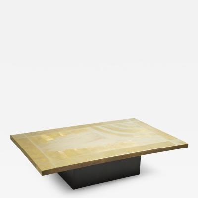 Christian Krekels N10806 Coffee Table by Christian Krekels b 1942 Belgium 1977