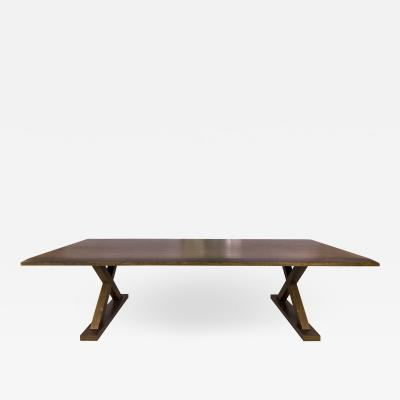 Christian Liaigre Christian Liaigre Dining Table for Holly Hunt circa 2000 France