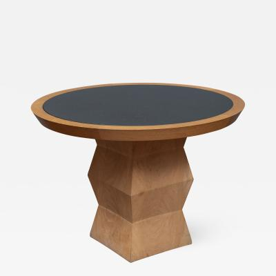 Christian Liaigre Christian Liaigre Yquem Pedestal Table