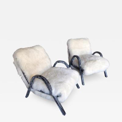 Christopher Anthony Ltd Snow Creek Chair by Christopher Anthony Ltd circa 2017