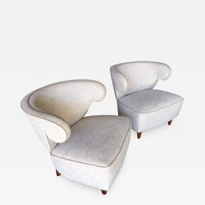 Christopher Anthony Ltd The Yvonne Club Chair by Christopher Anthony Ltd
