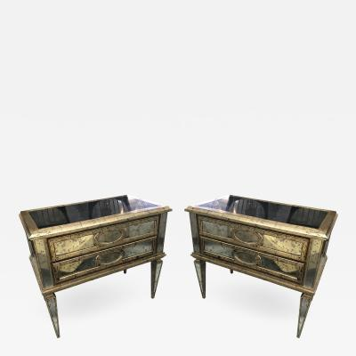 Christopher Guy Pair of Christopher Guy Chests