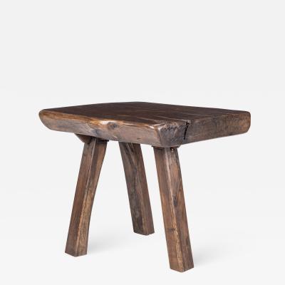 Chunky Live Edge Rustic Table