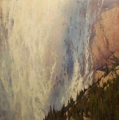 Cindy Baron Yosemite Rush
